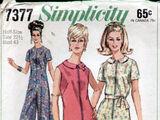 Simplicity 7377 A