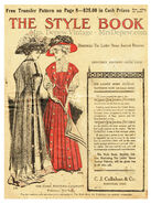 The Style Book Ladies' Home Journal June 1908