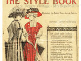Ladies Home Journal The Style Book June 1908