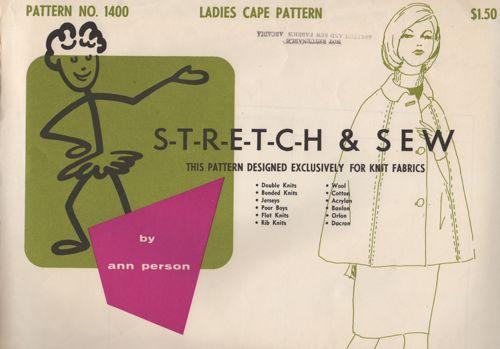 Stretch & Sew 1400