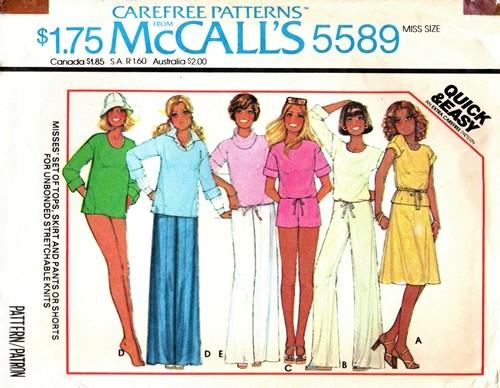McCall's 5589