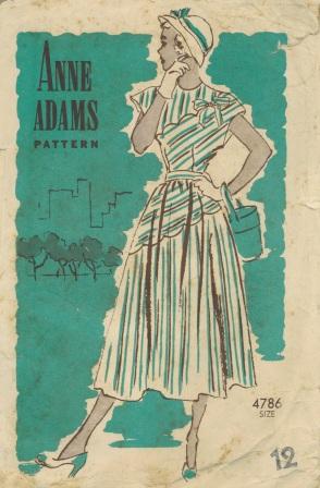 Anne Adams 4786