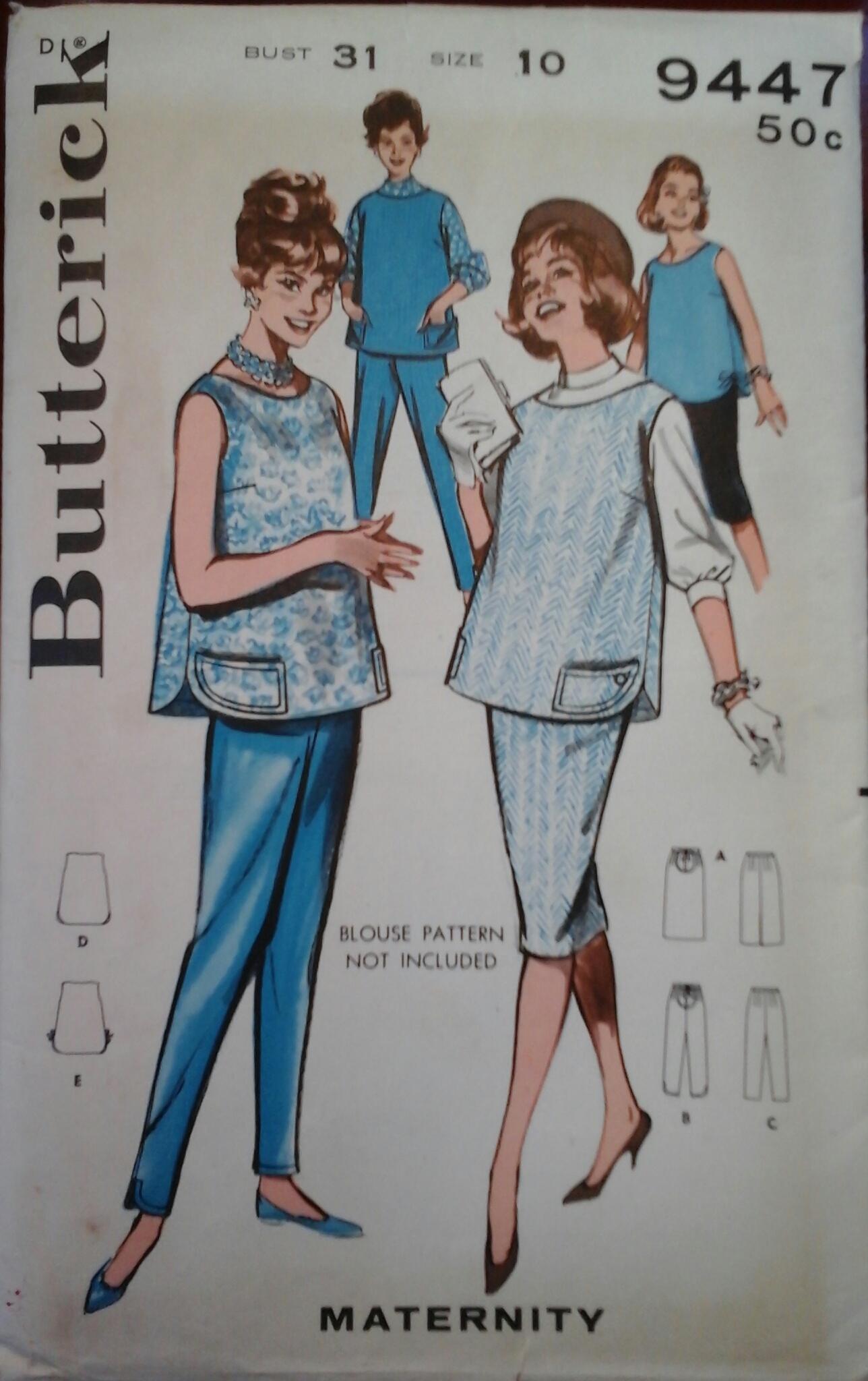 Butterick 9447