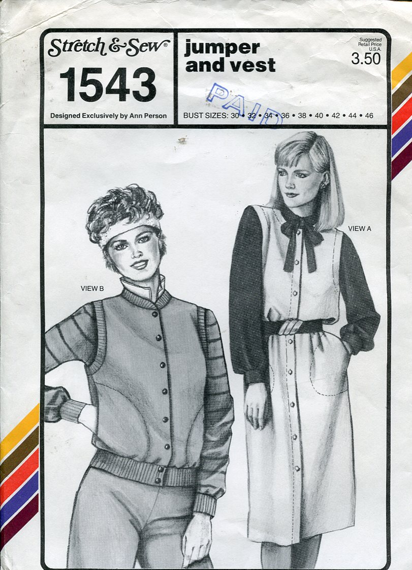 Stretch & Sew 1543