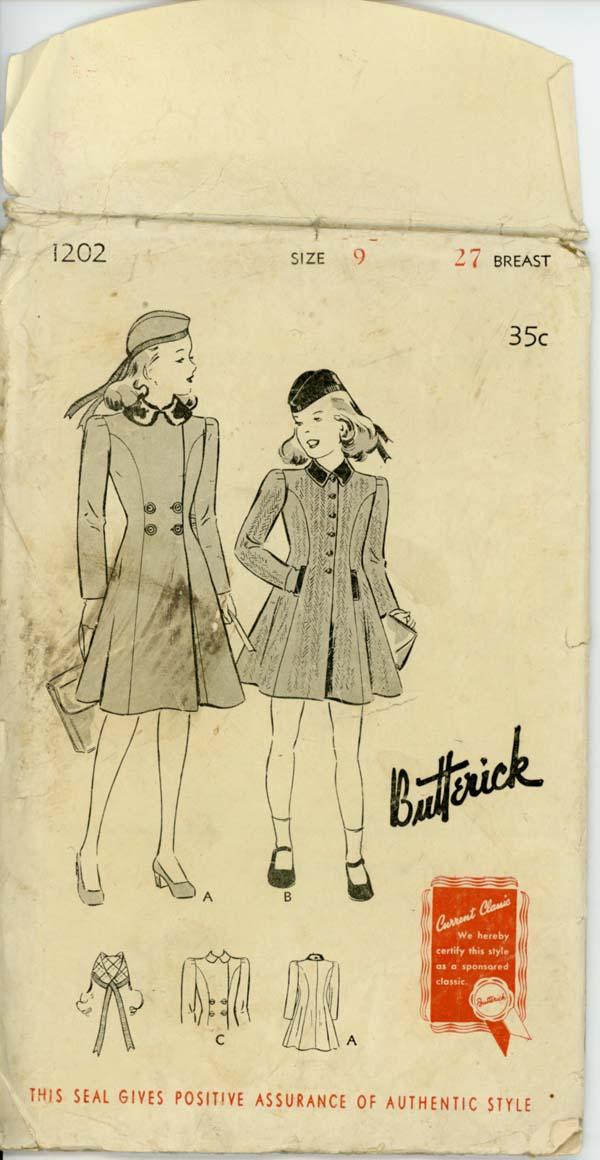 Butterick 1202