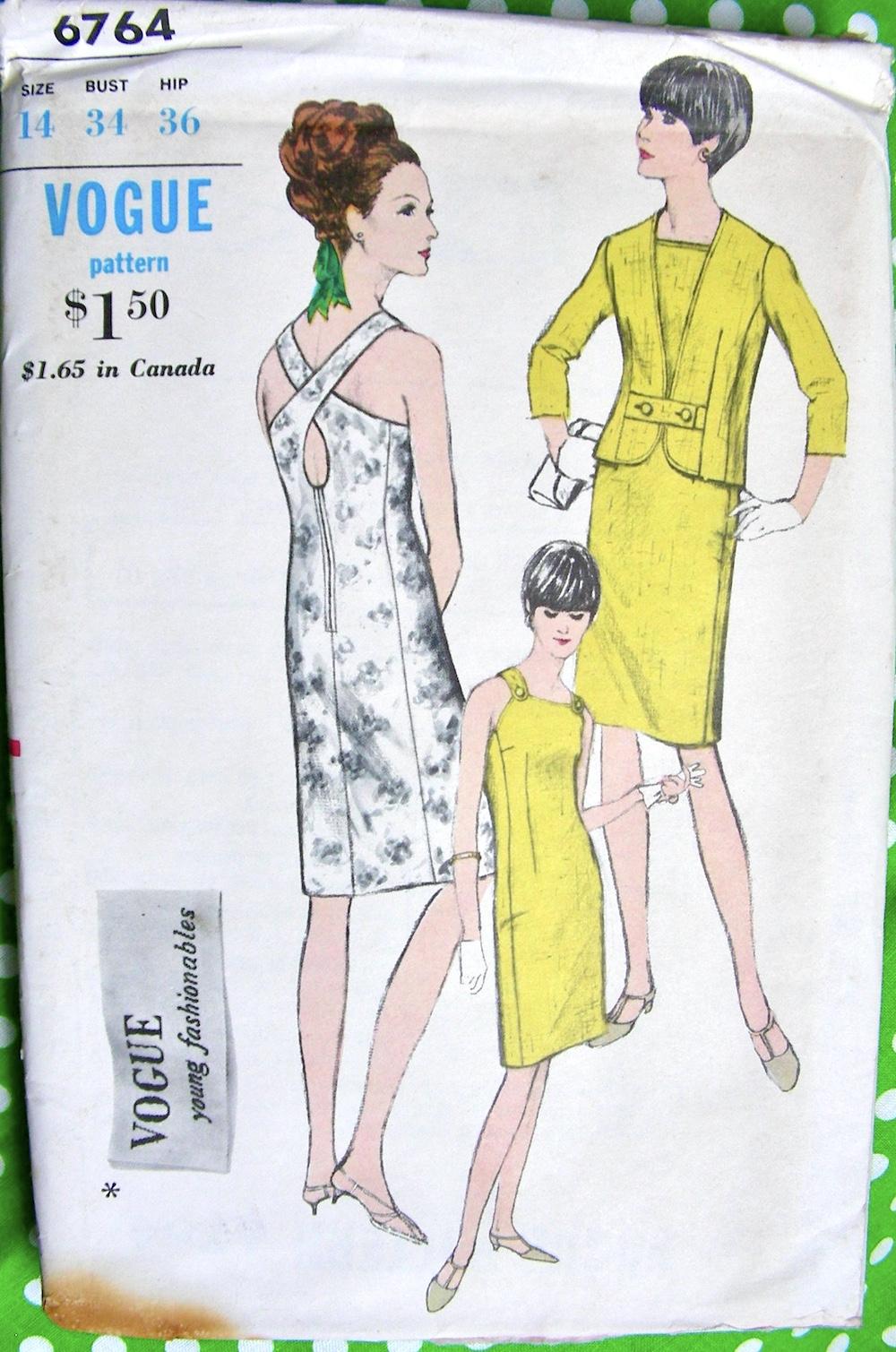 Vogue 6764
