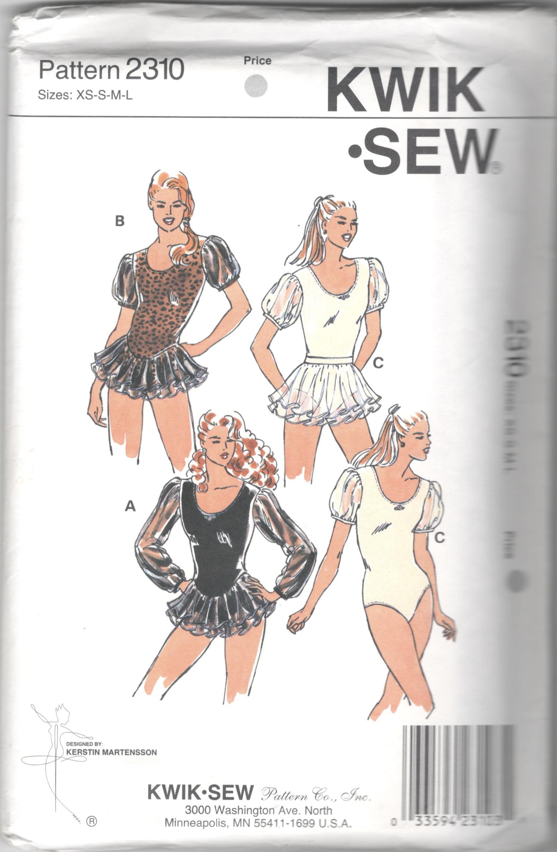 Kwik Sew 2310