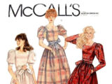 McCall's 8432 A
