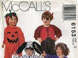 McCall's 6153 B