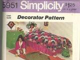 Simplicity 5951 A