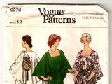 Vogue 9278 A