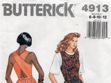 Butterick 4913