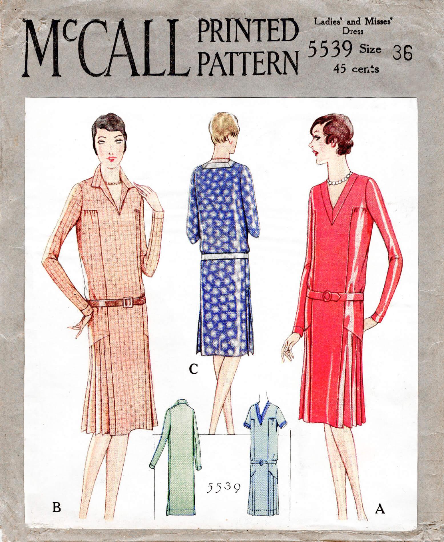 McCall 5539