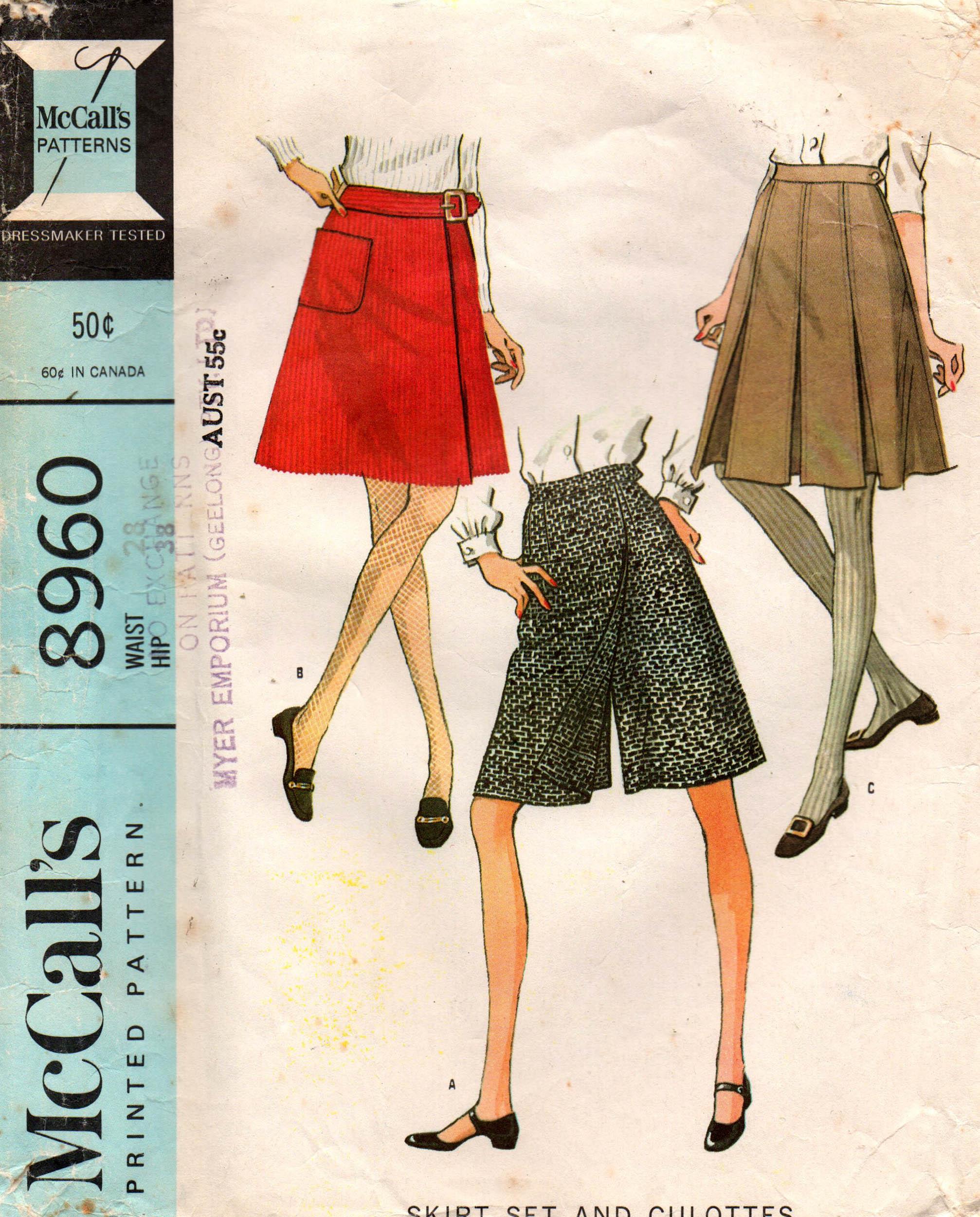 McCall's 8960 A