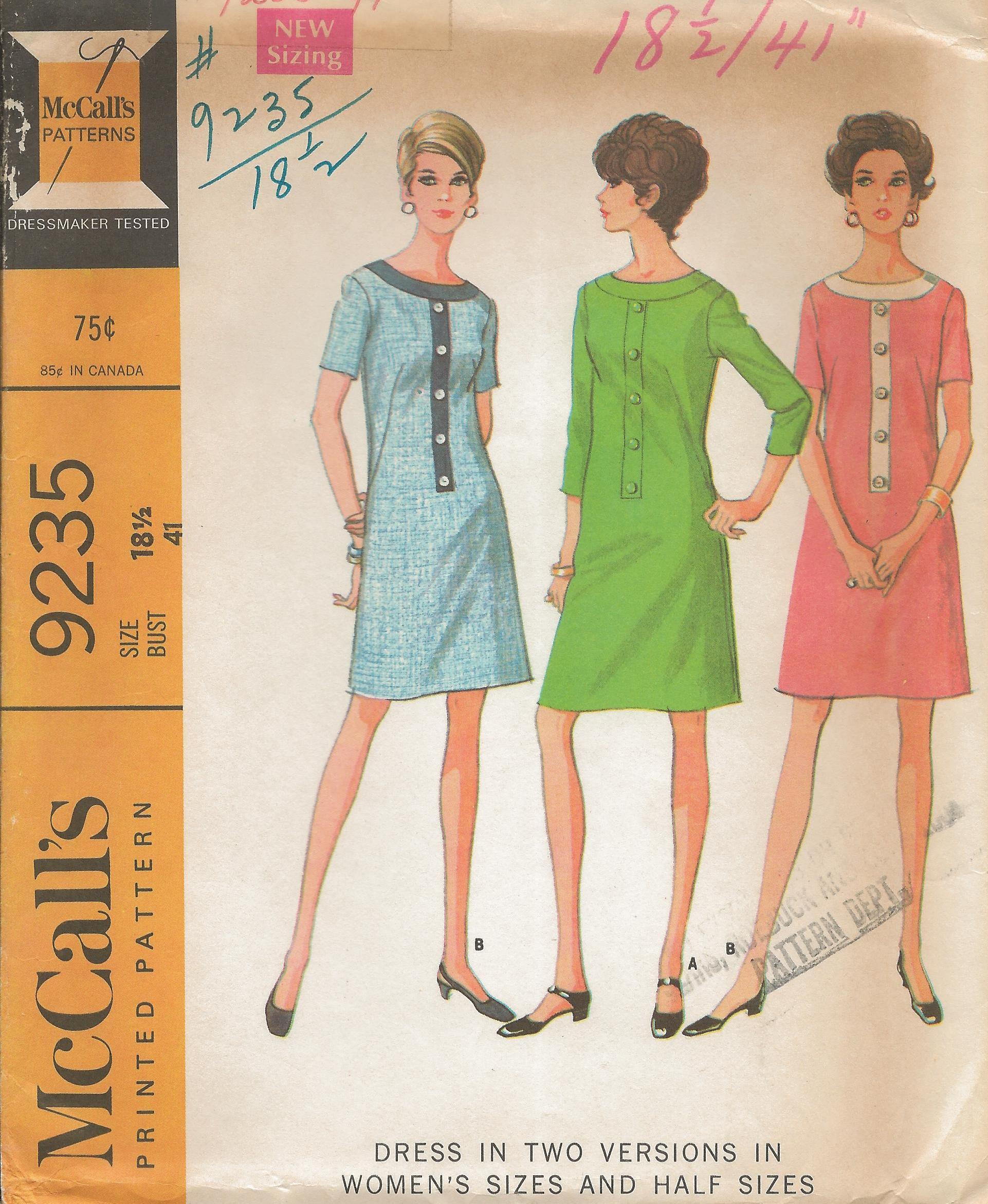 McCall's 9235