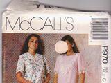 McCall's P970 A