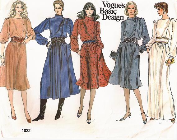 Vogue 1022 A