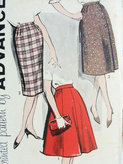 Half Size Skirts