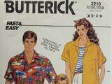 Butterick 3210 C