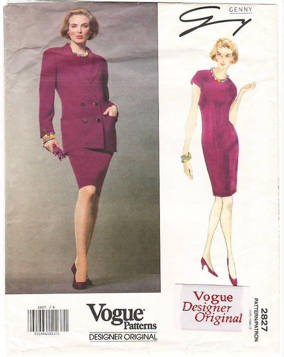 Vogue 2827 A