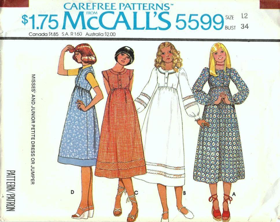 McCall's 5599