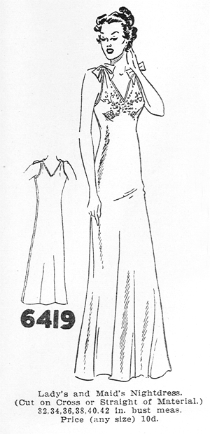 Madame Weigel's 6419