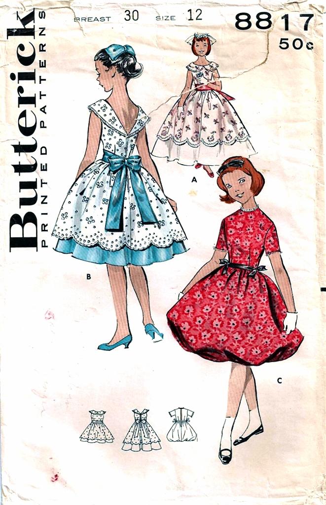 Butterick 8817