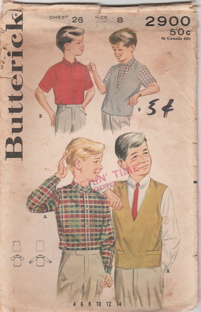 Butterick 2900
