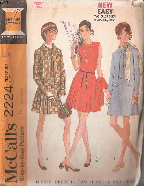 McCall's 2224
