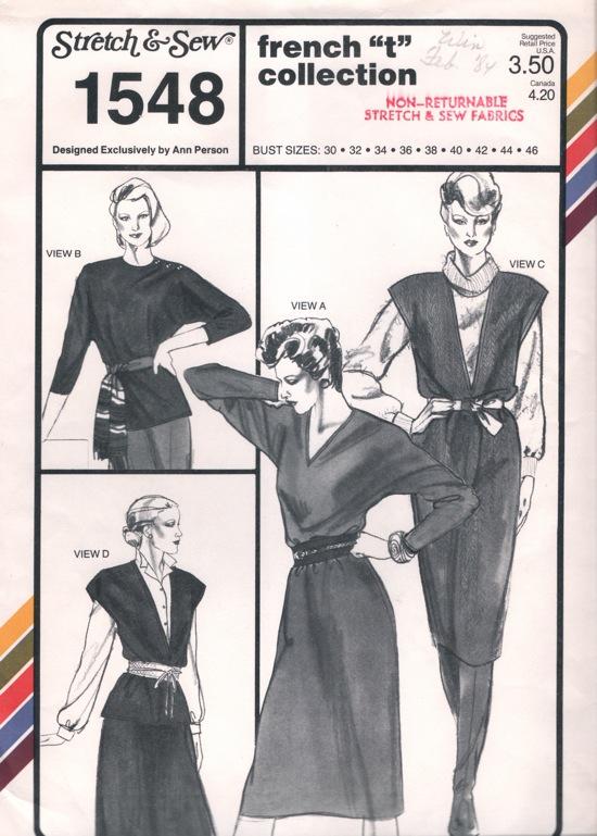 Stretch & Sew 1548