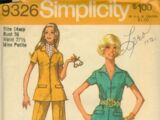 Simplicity 9326
