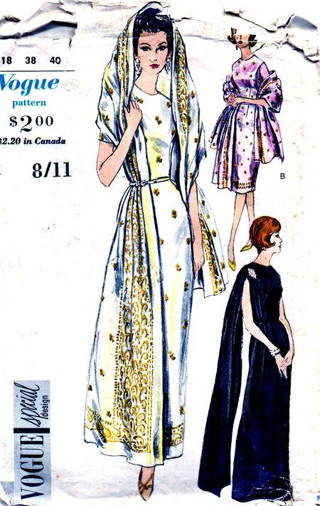 Vogue 5695