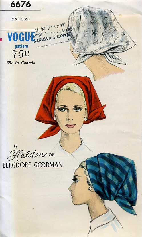 Vogue 6676