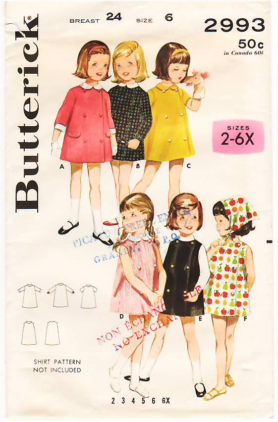Butterick 2993