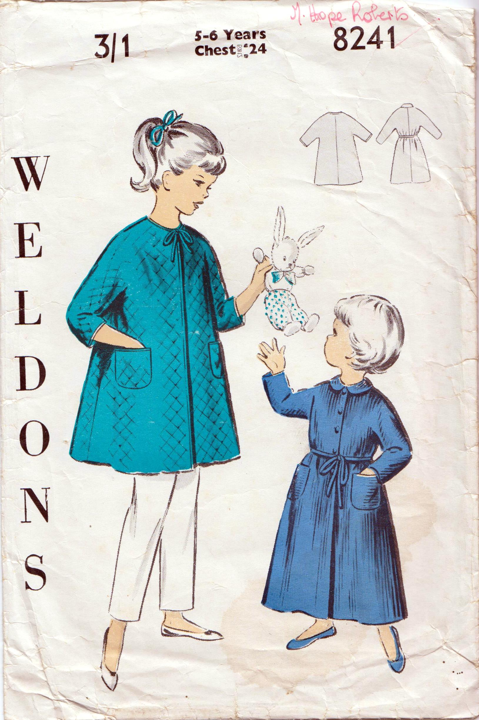 Weldons 8241