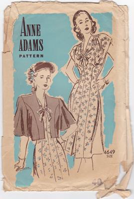 Anne Adams 4649 A