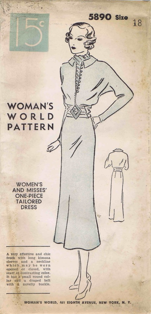 Woman's World 5890