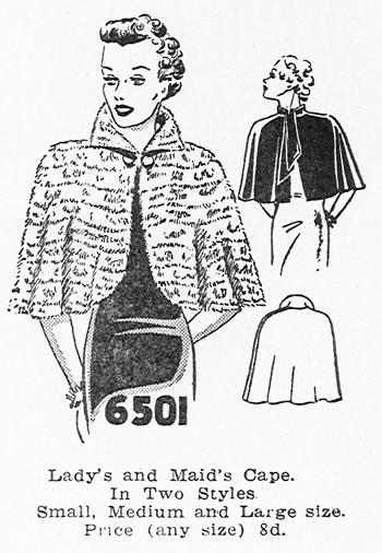 Madame Weigel's 6501