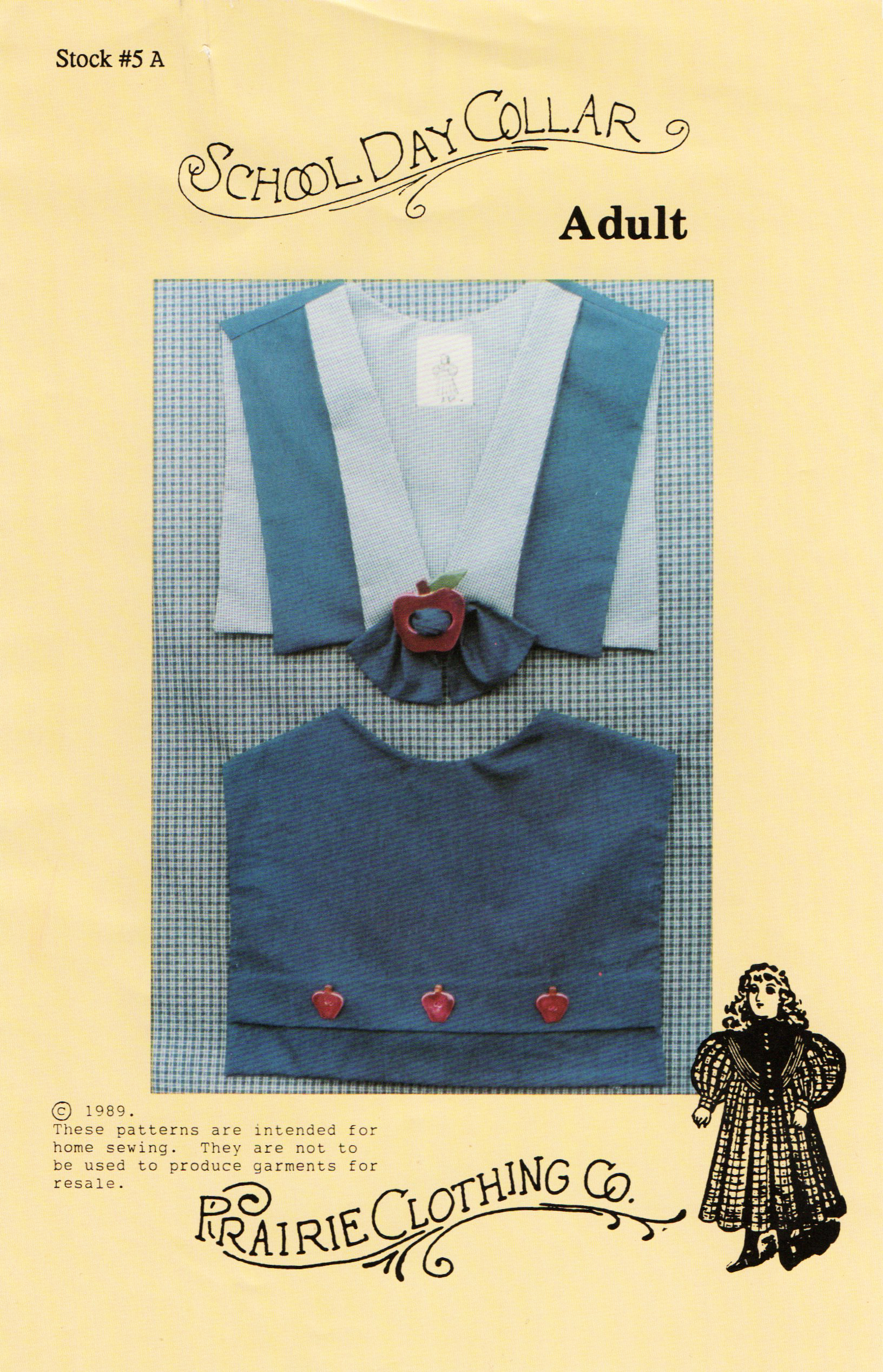 Prairie Clothing Co. 5A