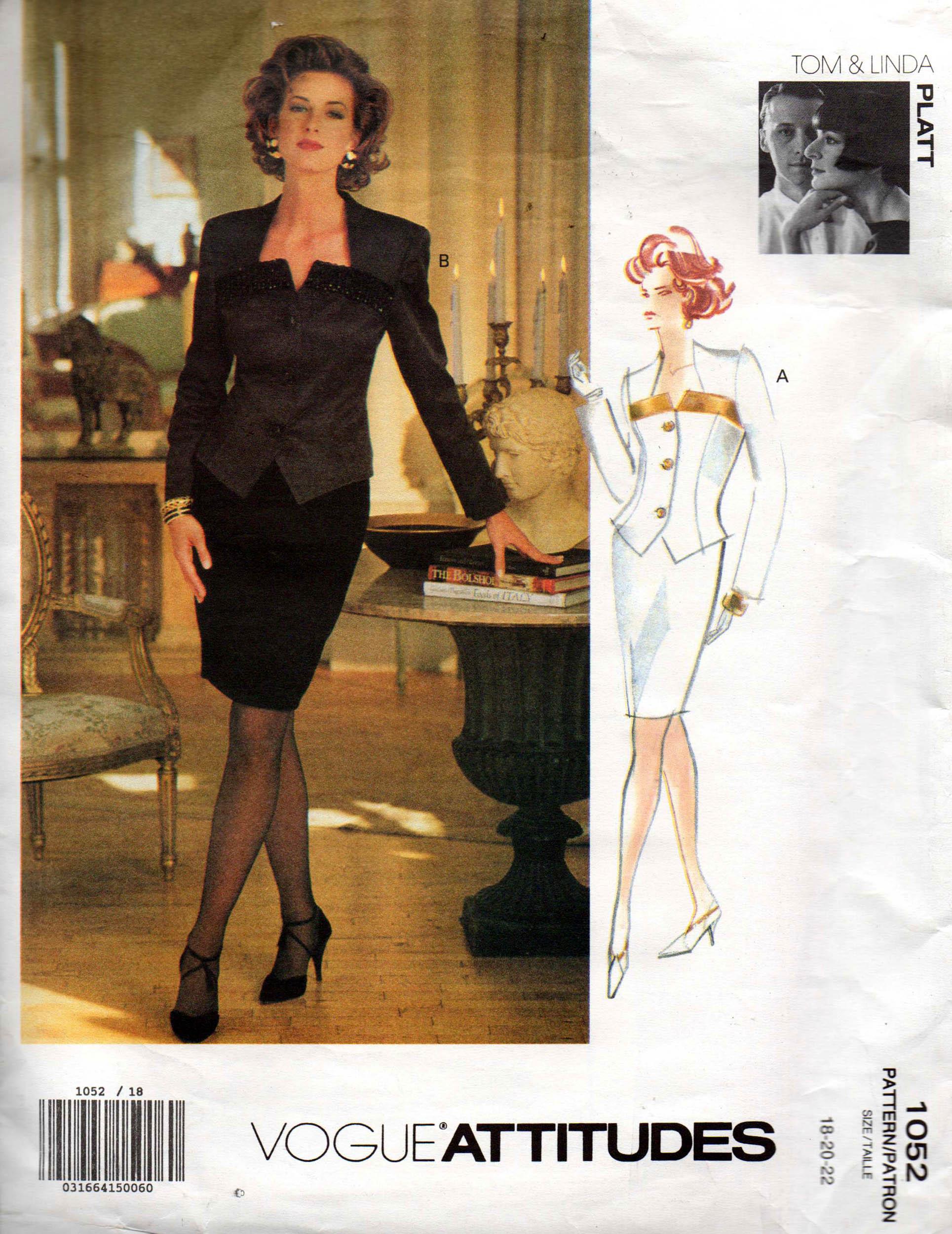 Vogue 1052 C