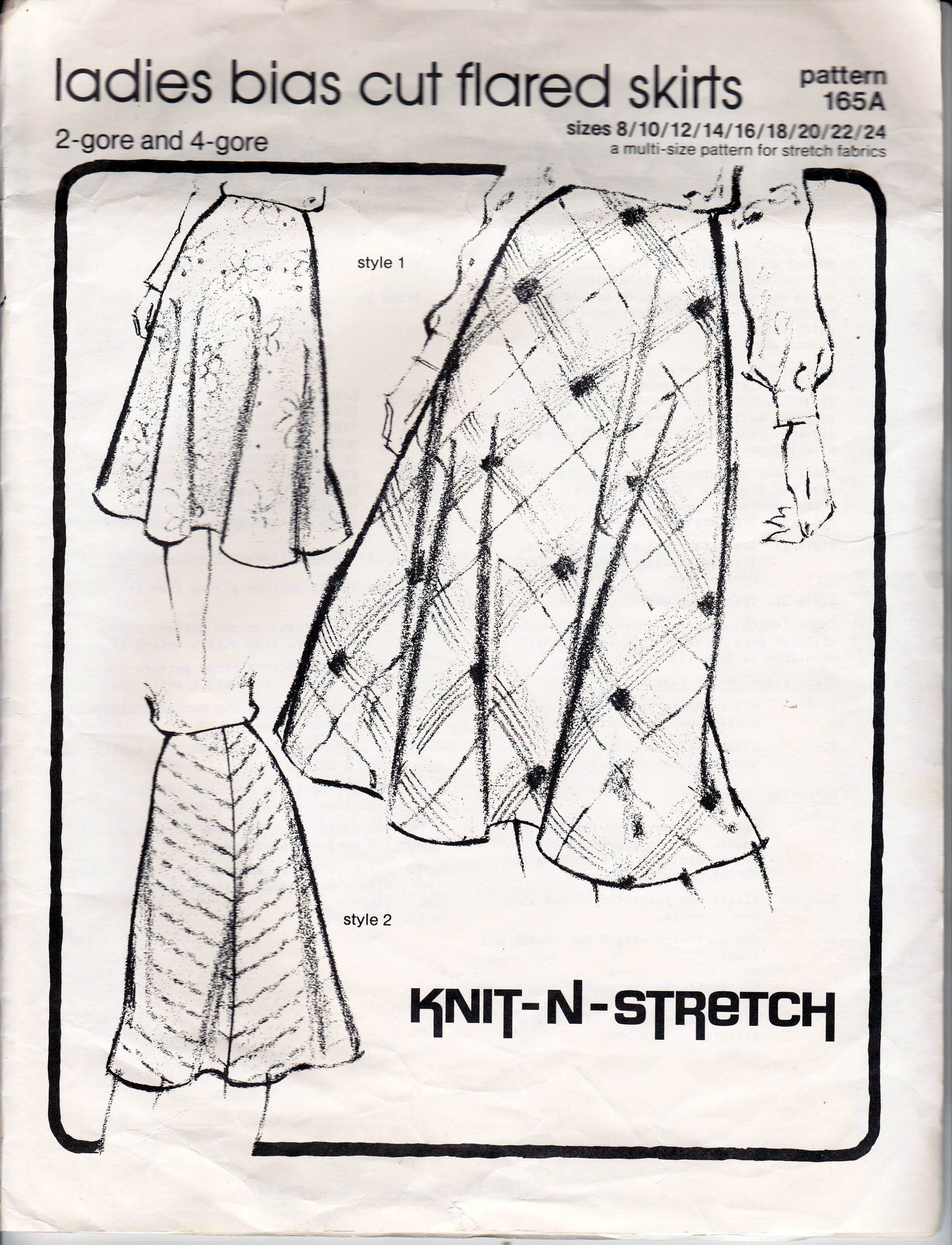 Knit-N-Stretch 165A