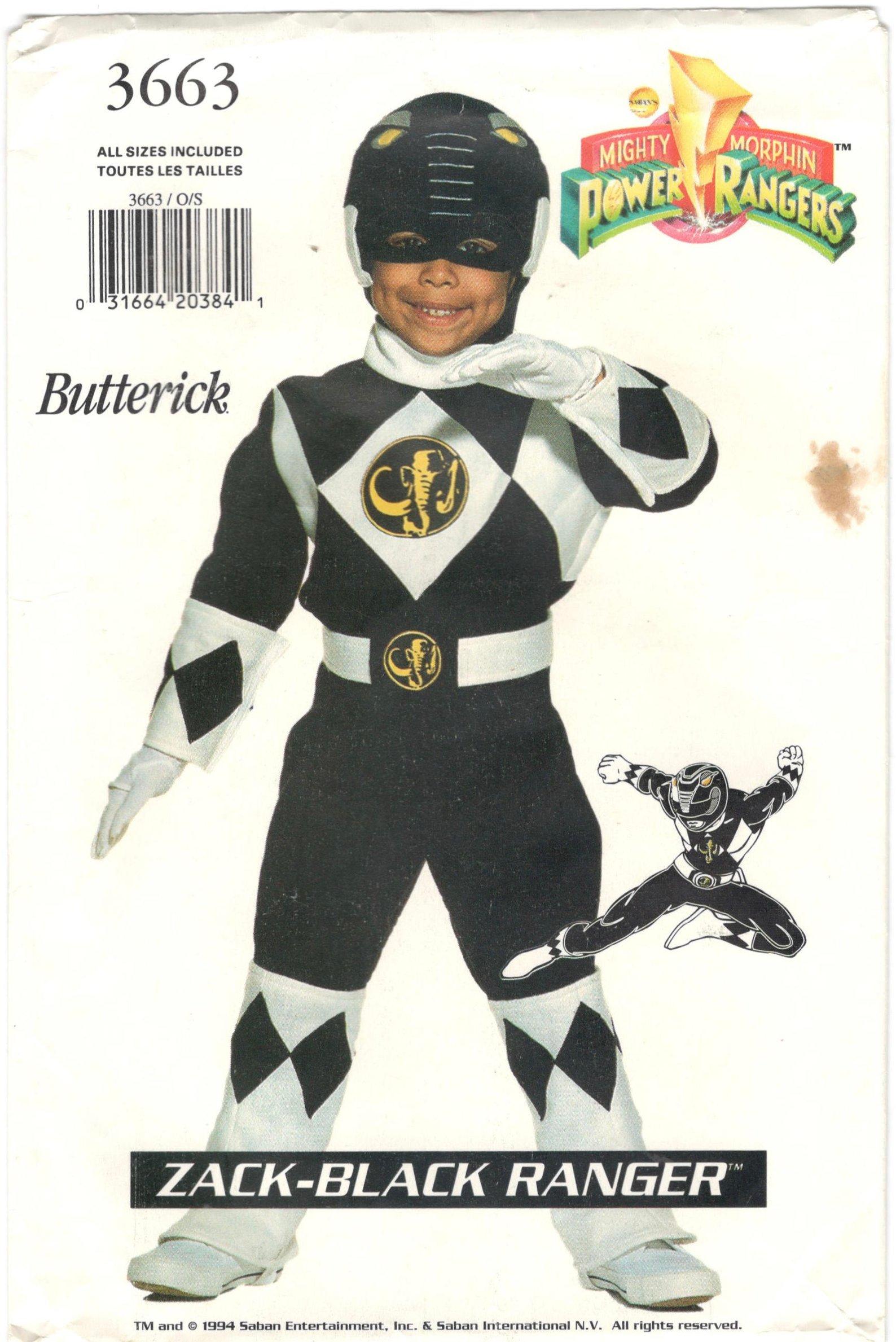 Butterick 3663 A