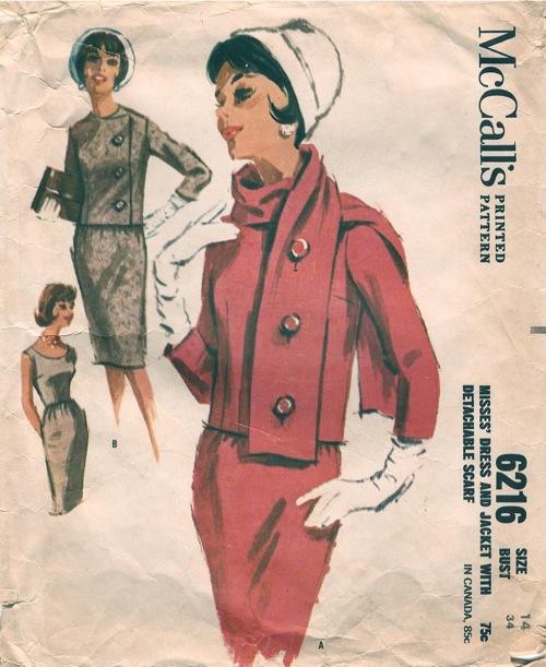 McCall's 6216