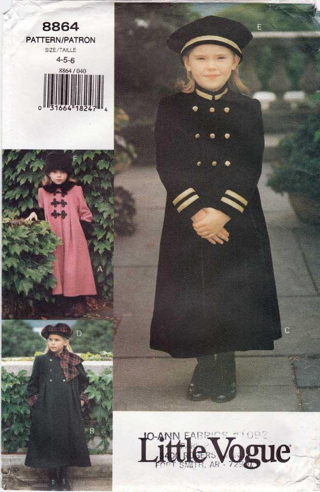 Vogue 8864 B