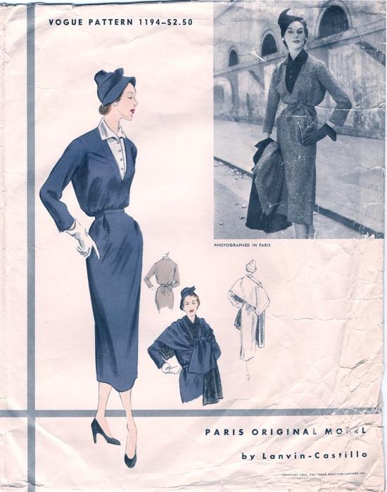 Vogue 1194 A