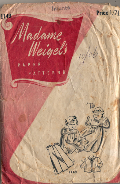 Madame Weigel's 1149