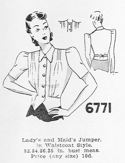 Madame Weigel's 6771