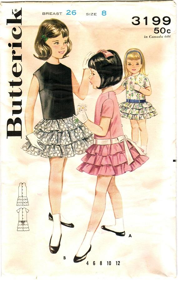 Butterick 3199