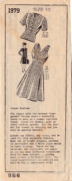 Aunt Betty's 1979