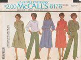 McCall's 6176 A